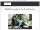 Cool Tops For Women – Latest Italian Tops For Ladies!