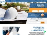Construction Management Courses in India