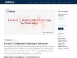 Best Laravel/Codeigniter training institute near Graphic Era Hill University, Subhash Nagar, Dehradu