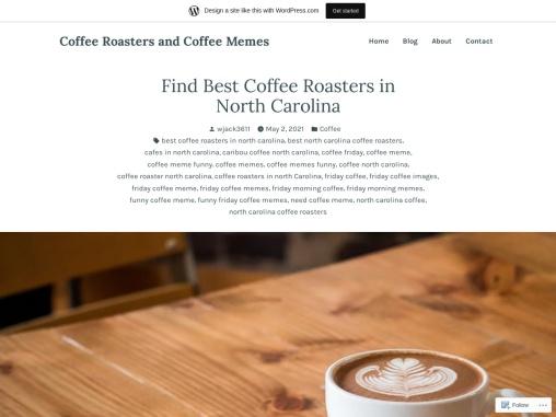 Find Best Coffee Restaurants in North Carolina