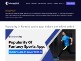 Reasons why fantasy sports apps so much popular