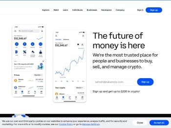 https://coinbase.com/