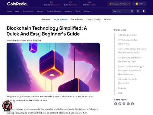 Understand Blockchain in 3 Minutes! Complete Blockchain Guide