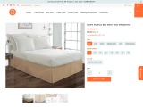 Find The King Size Bed Skirt For Your Bed