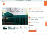 Luxurious & Comfortable Teal Sheets