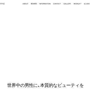 BULK HOMME|カンパニーサイト