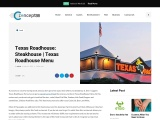 Texas Roadhouse: Steakhouse | All You Need To Know