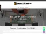 TCL LED TV Service Center in Kolkata | 24 hrs/Doorstep Services