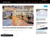 Run A Successful Hair Salon Business In 7 Steps | Complete Guide: Confused Indian