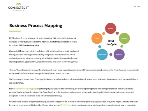 Business Process Mapping & Business Process Reengineering (BPR)