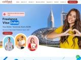 Get Freelance Visa in Dubai by Connectfreelance