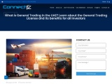 General Trading in UAE by Connectfz