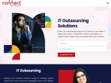 IT Outsourcing Services in Dubai- Connectresources