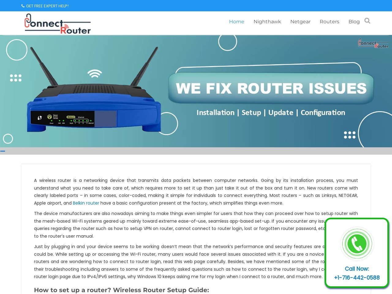 How To Resolve If Your Netgear Router Is Not Connecting to The Internet?