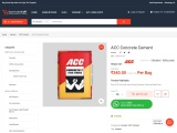 Buy ACC Concrete Cement Online at Low Price in Hyderabad