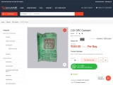 CCI OPC Cement at Low Price in Hyderabad-Buy 53 Grade Cement