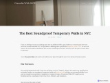 The Best Soundproof Temporary Walls in NYC