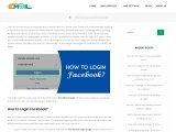 Know All About Facebook and Messenger Login