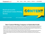 Contextread – Content Writing Company in Hyderabad, Article Writing Agency in hyderabad, Blog Writin