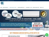 Aircon installation singapore – Coolcare