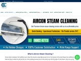 best aircon steam cleaning singapore