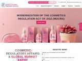 Cosmetics Regulatory Services, Cosmetic Regulations