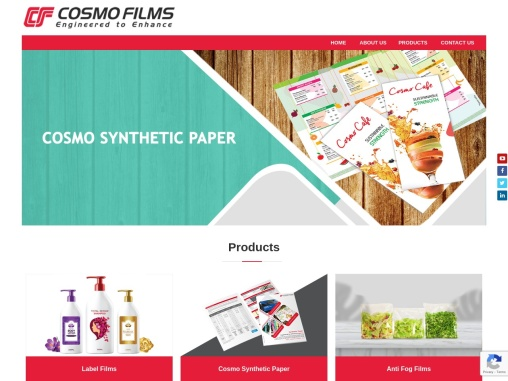 BOPP Films Manufacturer in South Africa
