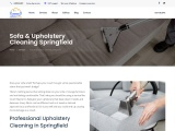 Sofa & Upholstery Cleaning Springfield