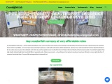 High Quality Undetectable Fake Counterfeit Money