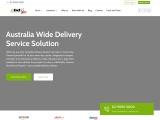 Australia Wide Delivery Service Solution