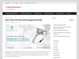 Tips to Buy the Diamond Engagement Ring