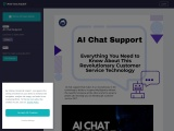 AI Chat Support Everything You Need to Know About This Revolutionary Customer Service Technology