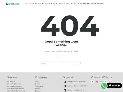 Best Game Development Company in South Africa | Creatiosoft