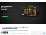 Casino Game Development Company – Creatiosoft Solutions Pvt Ltd