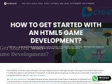 How to get started with an HTML5 game development? – Creatiosoft