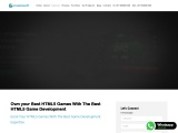 HTML5 Game Development Company | Hire HTML5 Game Developer