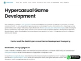 Hypercasual Game Development | Hypercasual Game Developers