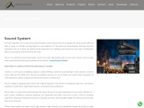 Sound System Dubai   Home Audio Systems   UAE