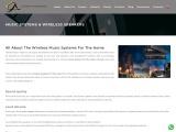Sound System Dubai | Home Audio Systems | UAE