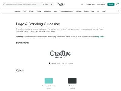 https://creativemarket.com/brand