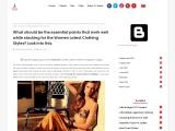 Stocking for Latest Women Clothing – Latest Clothing Styles