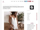 Ladies Summer Dresses – Summer Dresses Distributor