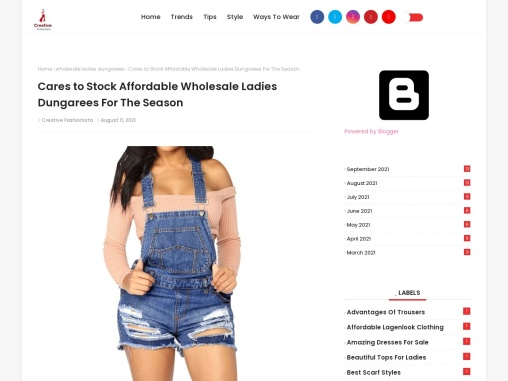 Affordable Wholesale Ladies Dungarees – Womens Fashion Dungarees