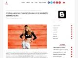 Womens Tops Distributor – Womens Trendy Tops