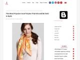 Printed Scarves Uk – Ladies Printed Scarves