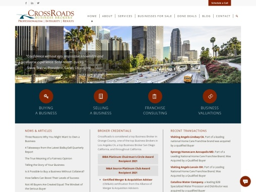 Business for Sale Los Angeles CA | Sell Your Business Los Angeles