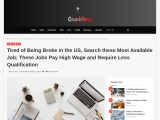 Tired of Being Broke in the US, Search these Most Available Job; These Jobs Pay High Wage and Requir