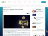 """Binance CEO CZ:-"""" Binance US is looking at the IPO route"""""""