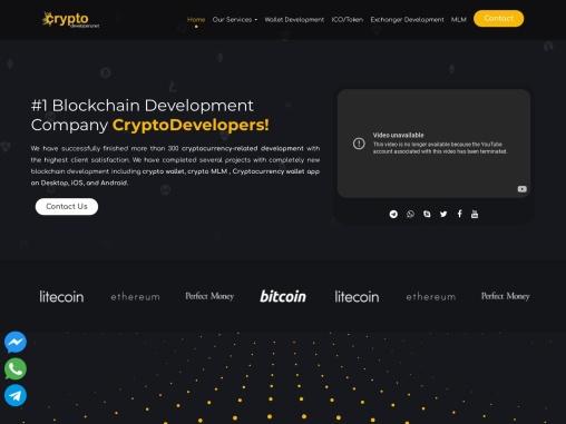Best Cryptocurrency Development Company