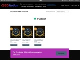 Buy Gold Nova CSGO Accounts From CSGOStation